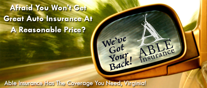 Able Auto Insurance >> Able Insurance Agency Affordable Auto Insurance